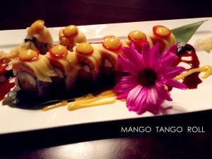 Mango Tango Roll